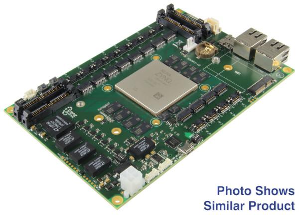 MPSoC Multifunktionsboard mit Xilinx Zynq UltraScale+ ZU11, PS und PL DDR