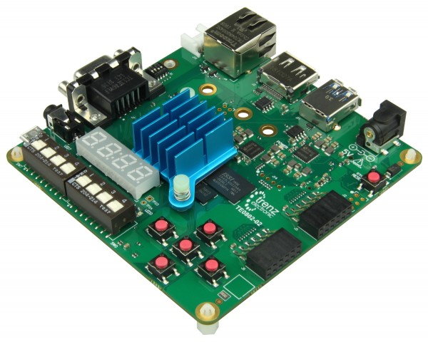 Trenz Electronic TE0802 MPSoC Development Board with Xilinx Zynq UltraScale+ ZU2 and LPDDR4