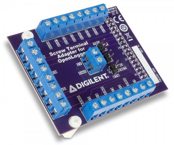Screw Terminal Adapter for OpenLogger