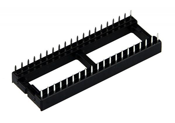 40-pin DIP Socket, Kontaktwiderstand max. 20 Ohm