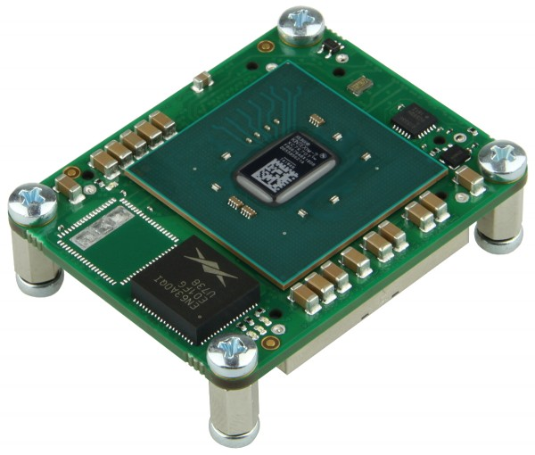 FPGA Module with Xilinx Kintex-7 XC7K70T-2CF, 4 x 5 cm standard footprint