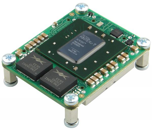 FPGA Module with Xilinx Kintex-7 XC7K325T-2IF, 4 x 5 cm standard footprint