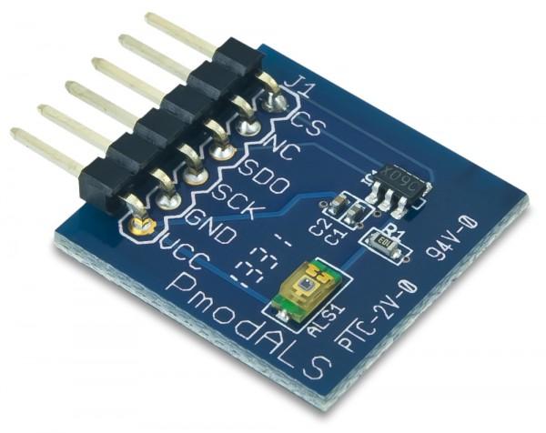 Pmod ALS: Ambient Light Sensor