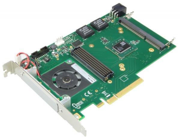 PCIe FMC Carrier mit Xilinx Kintex-7 410T, 4 Lane PCIe GEN2, DDR3 SODIMM ECC