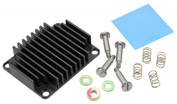 Kühlkörper für Trenz Electronic Modul TE0710, federnd gelagert