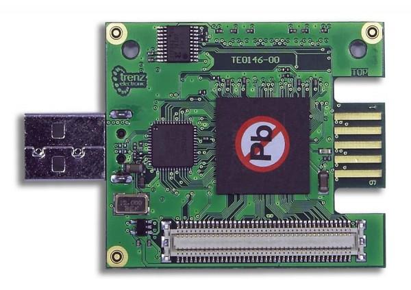 Spartan-3 FPGA XC3S1000-4FTG256C 1000K Mikromodul + SDRAM