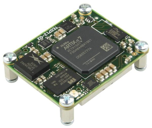 FPGA Module with Xilinx Artix-7 XC7A100T-2FGG484C, 1 GByte DDR3, 4 x 5 cm