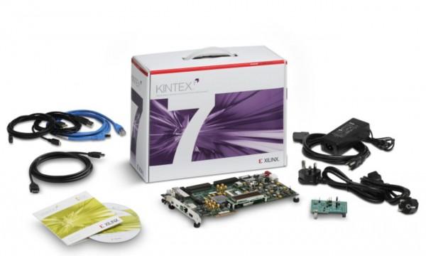 Kintex-7 FPGA Embedded Kit