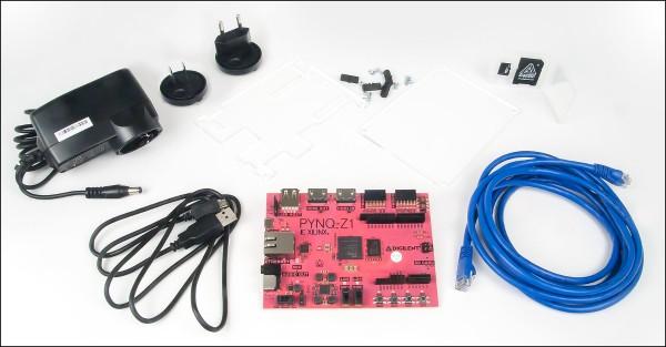 PYNQ-Z1 Board + Accessory Kit