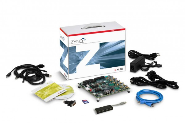 Xilinx Zynq-7000 All Programmable SoC ZC702 Evaluation Kit