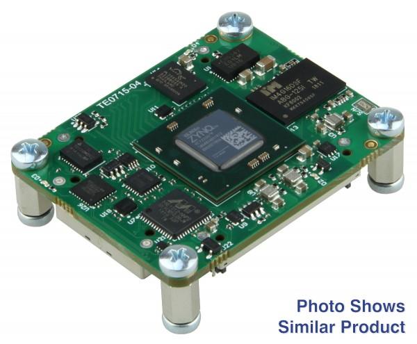 SoC-Modul mit Xilinx Zynq XC7Z030-1SBG485I, 1 GByte DDR3, 4 x 5 cm