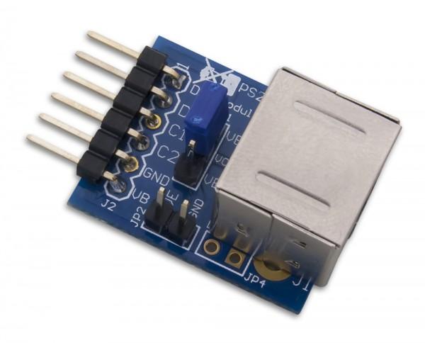 Pmod PS2: Tastatur/Maus-Anschluss