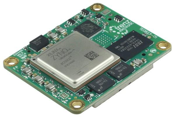 Trenz Electronic TE0823 - MPSoC Module with Xilinx Zynq UltraScale+ 3CG-L1I, 1 GByte LPDDR4, 4 x 5 cm, Low Profile