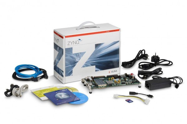 Xilinx Zynq-7000 All Programmable SoC ZC706 Evaluation Kit