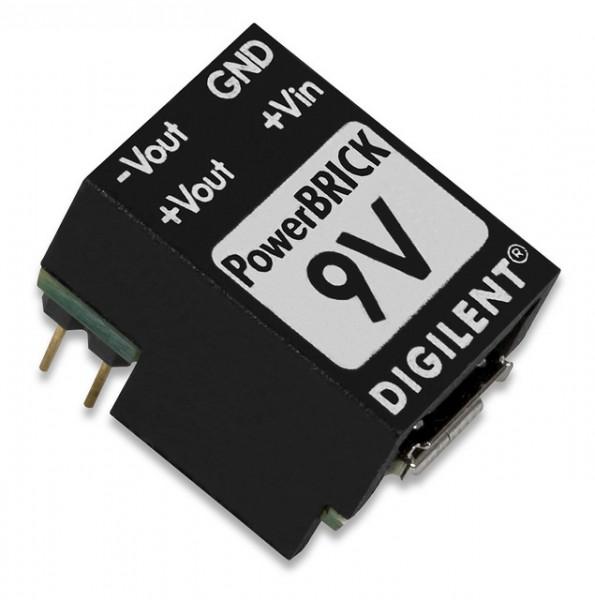 PowerBRICKS: Breadboardable Dual Output USB Power Supplies +/-9V (130mA)