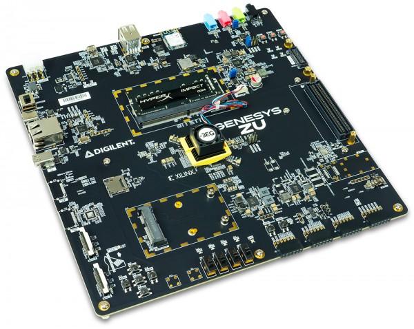 Genesys ZU-3EG: Zynq Ultrascale+ MPSoC Development Board