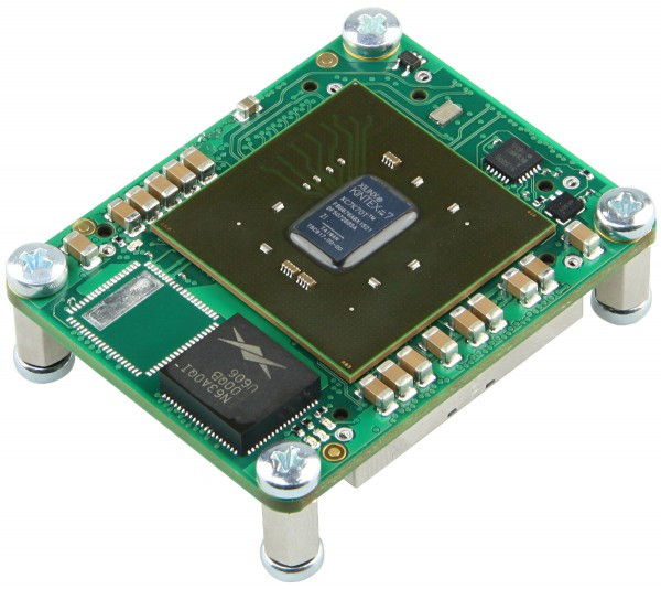 FPGA Module with Xilinx Kintex-7 XC7K70T-2IF, 4 x 5 cm standard footprint