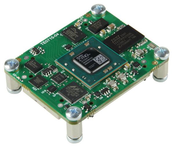 SoC Module with Xilinx Zynq 7030-3E, 1 GByte DDR3L, 4 x 5 cm