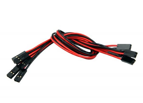 """2-Pin MTE Kabel 22 cm (9"""")"""