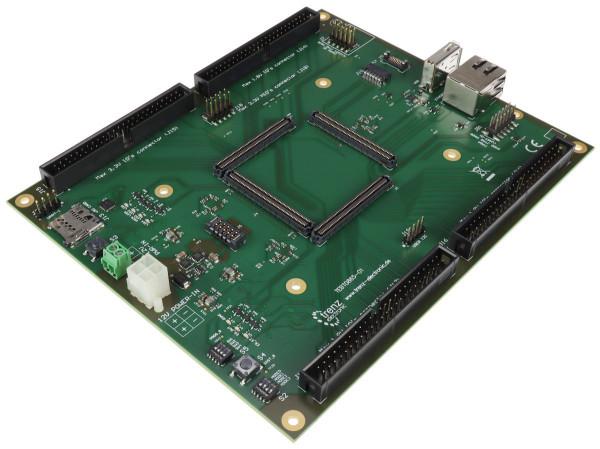 Testboard für das Trenz Electronic MPSoC-Modul TE0865
