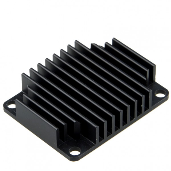Heat Sink for Trenz Electronic Modules TE0600, spring-loaded embedded