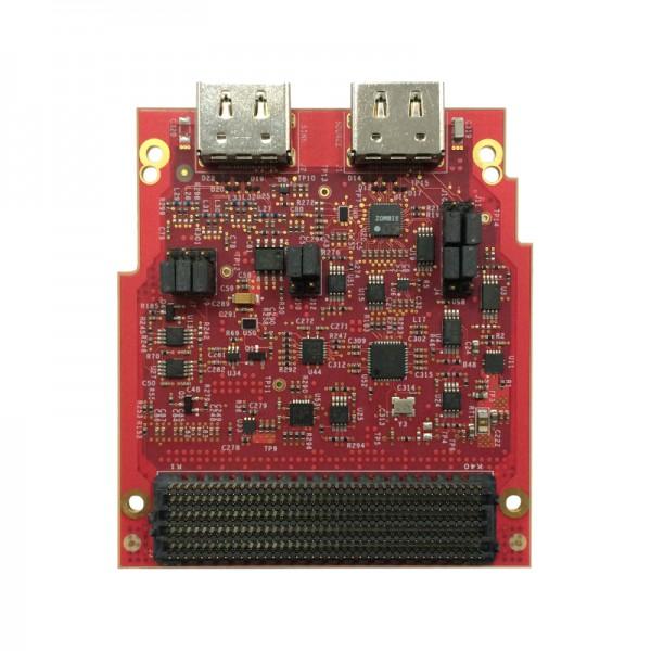 TB-FMCH-HDMI4K - HDMI 2.0 Karte