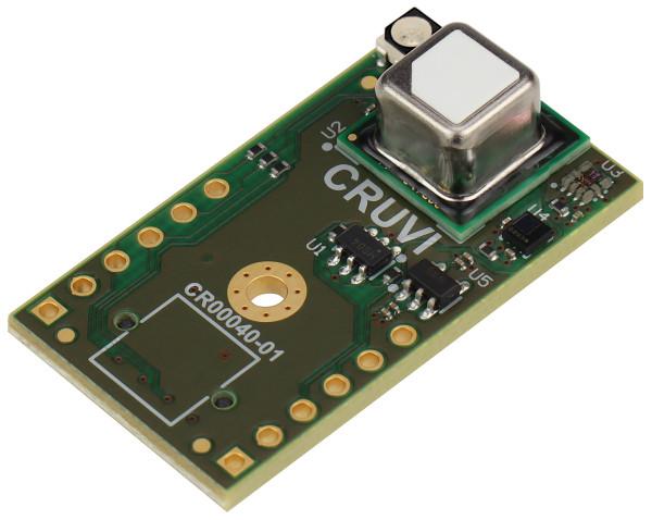CRUVI-Modul mit CO2-Sensor SCD40