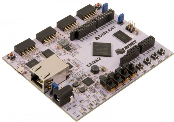 Arty A7-35: FPGA Development Board with Artix-7 35T for Makers and Hobbyists