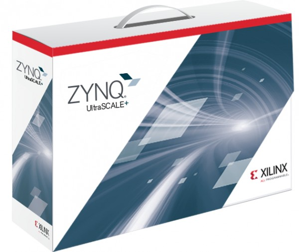 Xilinx Zynq UltraScale+ MPSoC ZCU104 Evaluation Kit