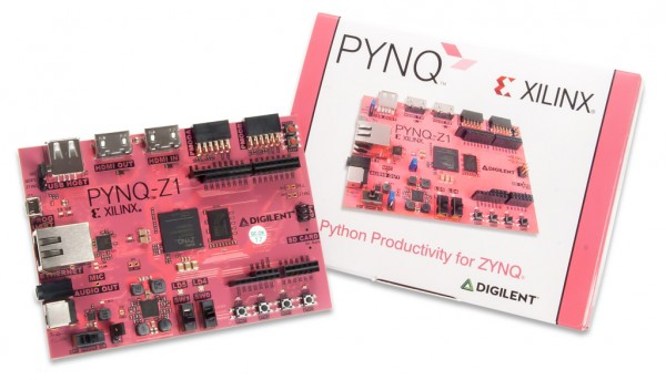 PYNQ-Z1 Board - Python Productivity for Zynq - academic