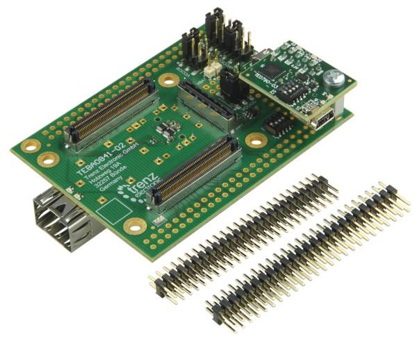 TEBA0841 - Simple base for TE0841 and TE0741