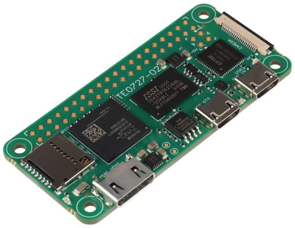 ZynqBerryZero Modul mit Xilinx Zynq-7010, 512 MByte DDR3L SDRAM, 3 x 6,5 cm