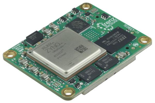 MPSoC-Modul mit Xilinx Zynq UltraScale+ 3CG-L1I, 1 GB LPDDR4 SDRAM, 4 x 5 cm, LP
