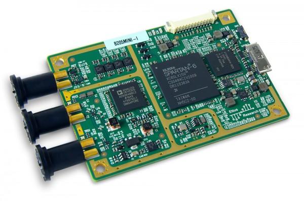 USRP B205mini-i: 1x1 USB-Software-definierte Funkplattform